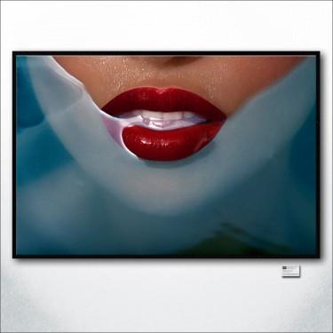 seductive lips