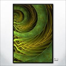 Green Marble Arcs