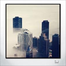 Chicago In The Mist VII